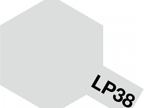 Tamiya Lp-38 Flat Aluminum