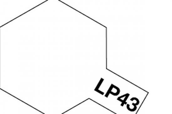 Tamiya Lp-43 Pearl White