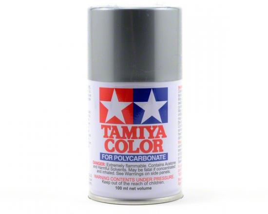 Tamiya Lexan Spray Paint - PS-12 Silver