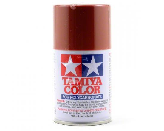 Tamiya Lexan Spray Paint - PS-14 Copper