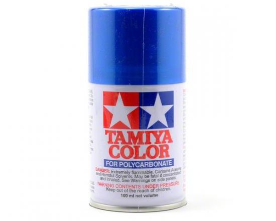 Tamiya Lexan Spray Paint - PS-16 Metallic Blue
