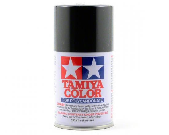 Tamiya Lexan Spray Paint - PS-23 Gun Metal