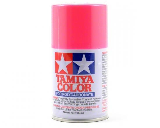 Tamiya Lexan Spray Paint - PS-29 Fluroescent Pink