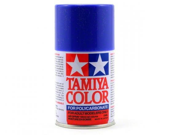 Tamiya Lexan Spray Paint - PS-35 Violet Blue