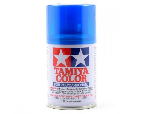 Tamiya Lexan Spray Paint - PS-39 Translucent Light Blue