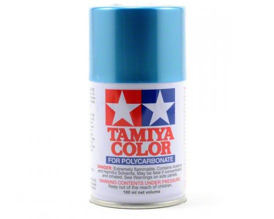 Tamiya Lexan Spray Paint - PS-49 Anodised Blue