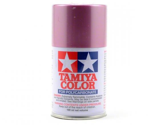 Tamiya Lexan Spray Paint - PS-50 Anodised Sparkling Pink