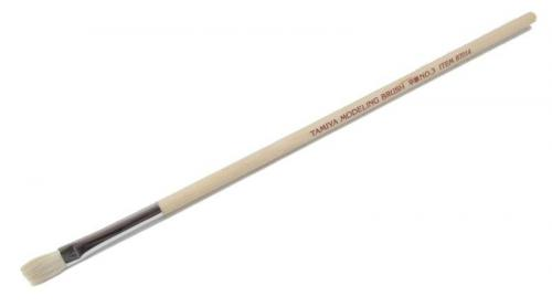 Tamiya Flat Brush No.3 ** CLEARANCE **