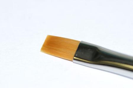 Tamiya High Finish Flat Brush No. 2