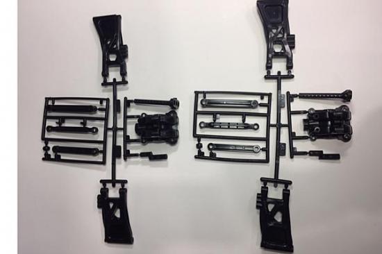 Tamiya Tt-02B C Parts