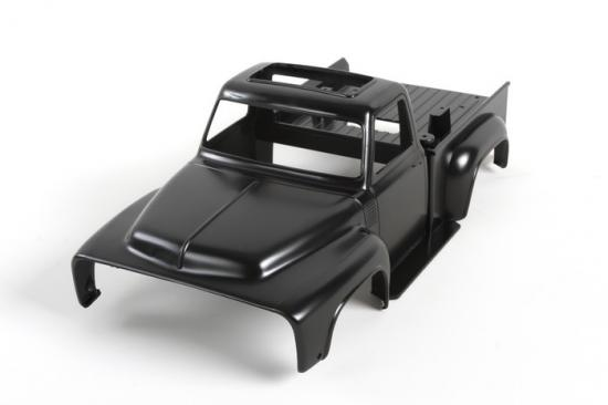 Tamiya Body (Black) For 58547