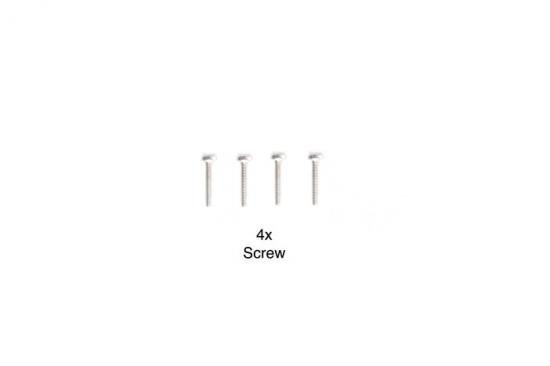 Tamiya 3X15mm Screw