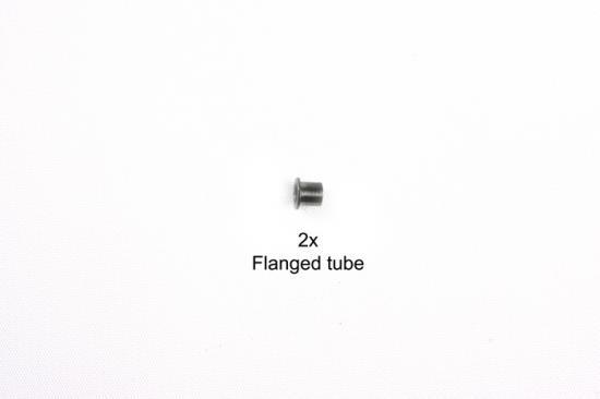 Tamiya 4.5X3mm Flanged Tube 2Pcs