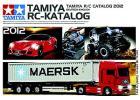 Tamiya RC Catalogue 2012