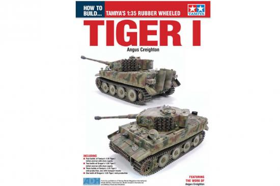 Tamiya How To Build Rubber Wheeled Tiger 1