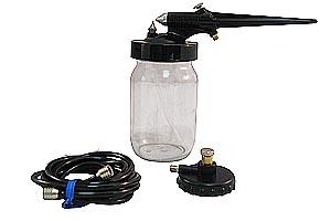 Badger Mini Spray Gun Set Hose + Regulator