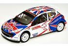 Tamiya Peugeot 207 S2000 Rally