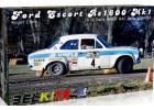 Tamiya Ford Escort Mki Rally 1972 R Clark