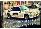 Tamiya Opel Manta 400 Gr.B Jimmy McRae