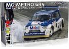 Tamiya 1/24 Mg Metro 6R4 Rally Monte Carlo