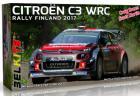 Tamiya Citroen C3 Wrc Finland Rally 2017