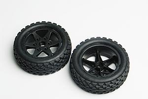 Ansmann Sp Dna Front Wheels Complete 2