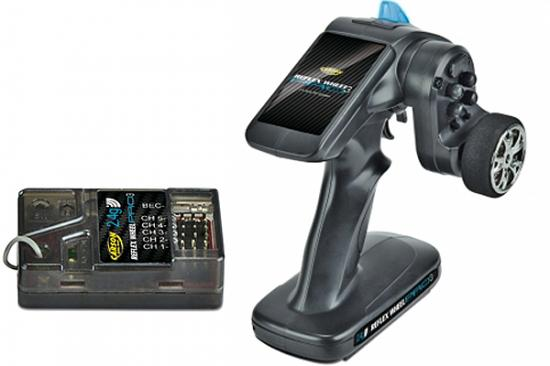 Carson Reflex Pro 3 2.4Ghz Transmitter With Receiver
