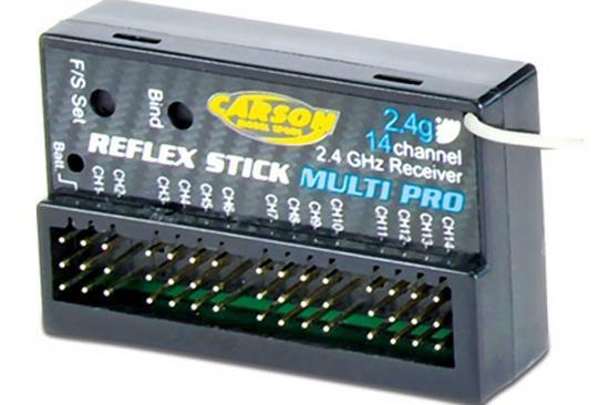 Carson Receiver Reflex 14 Channel