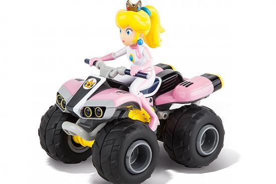 Nintendo Mario Kart Quad Bike - Peaches