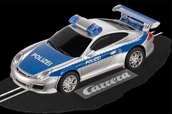 Carrera Porsche 997 Gt3 Polizei