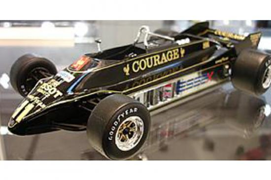 Ebbro Team Lotus Type 88B Courage