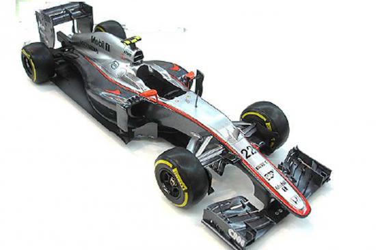 Ebbro McLaren Honda Mp4-30 Early 15Season