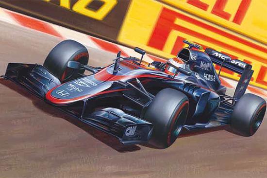 Ebbro McLaren Honda Mp4-30