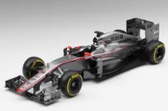 Ebbro McLaren Honda Mp4-31 Late