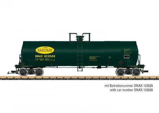 LGB Dnax Railcare Tank Car