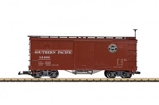 LGB Southern Pacific Box Wagon Ver 2