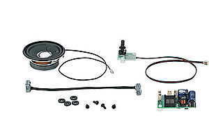 LGB Diesel Sound Kit (For 2X52X)
