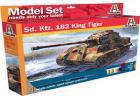 Italeri 1/72 Sd.Kfz 182 King Tiger