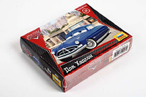 Zvesda Disney Cars Doc Hudson Snap Kit