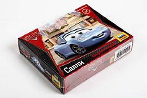 Zvesda Disney Cars Sally Snap Kit
