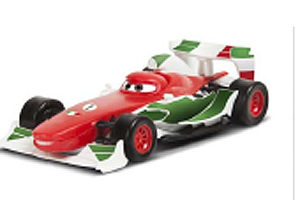 Zvesda Disney Cars Francesco Bernoulli Snap Kit ** CLEARANCE **