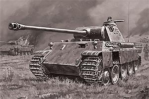 Zvesda Panther Ausf D