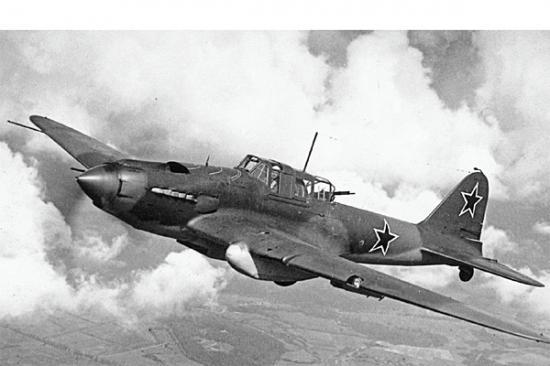 Zvesda Il-2 Stormovik