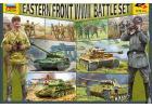 Zvesda Battle Set Eastern Front Wwii