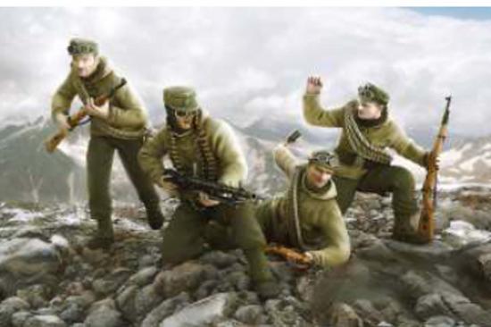 Zvesda Soviet Hq Wwii Staff