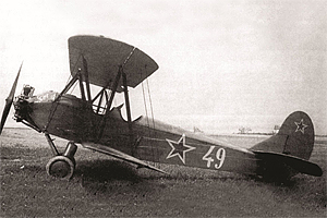 Zvesda 1/144 Soviet Plane Po-2