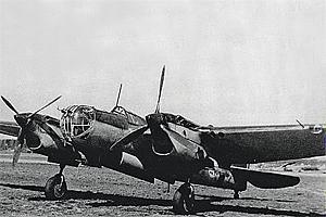 Zvesda 1/200 Soviet Bomber Sb-2