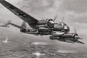 Zvesda 1/200 Ju-88A4