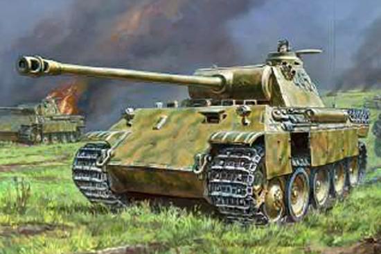 Zvesda Pz.Kpfw V Panther Ausf A