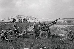 Zvesda 1/72 British Howitzer (25 Pound)